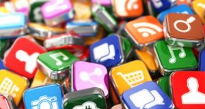 El negocio de las aplicaciones se ha convertido en una fuente creciente de ingresos/Imagen:Internet