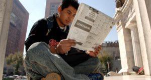 México entre los países de la OCDE con menor desempleo/Imagen:Benjamin Flores/Proceso