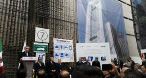 Con una inversión de 137 millones de dólares, Hotel Sofitel México Reforma de AccorHotels contará con 297 habitaciones y generará cerca más de dos mil empleos. Imgen: Imnobiliare.com