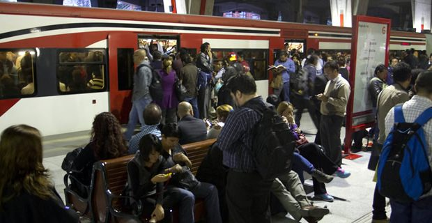Tren Suburbano. Imagen: cuartoscuro.com