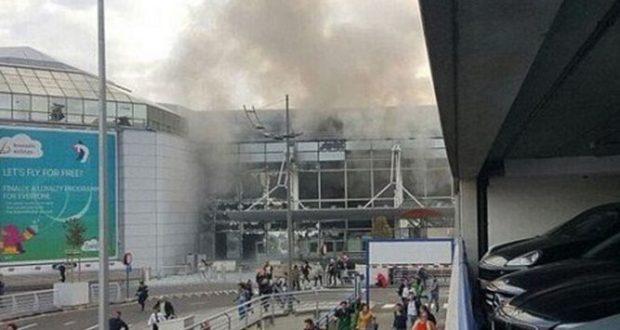 Más de treinta muertos deja ataques a Bruselas. Imagen: Internet