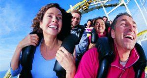 Consideraciones para visitar un parque de diversiones. Imagen: internet