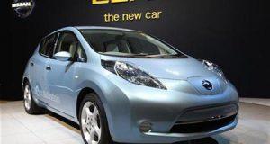 Nissan baja el precio de su vehículo eléctrico/Imagen:Reuters/Issei Kato