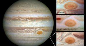 Dan posible explicación del calentamiento anormal de Jupiter/Imagen:nasa