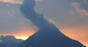 Volcán de Colima Y Popocatépetl Registran Fuerte Actividad en México/Imagen:Archivo