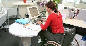 Mayor inclusión laboral para las personas con discapacidad Imagen:Internet