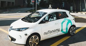 El primer taxi sin conductor del mudo ya presta sus servicios en Singapur/:nutonomy.com