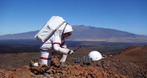 Simulacro de vida en Marte realizado por la NASA esta por concluir/Imagen:hawaiitribune.com