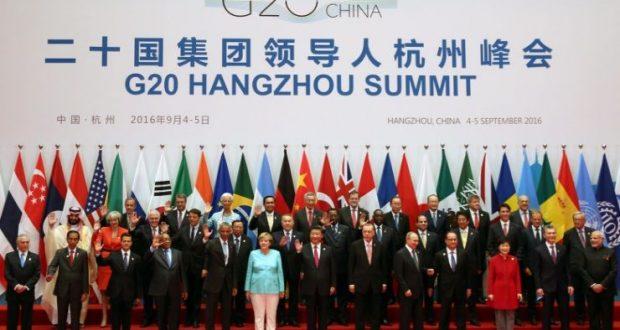 Cumbre del G20 China 2016  / Presidencia de México