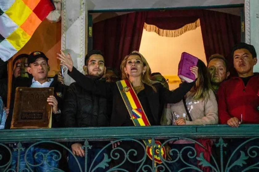 Jeanine Añez_Bolivia