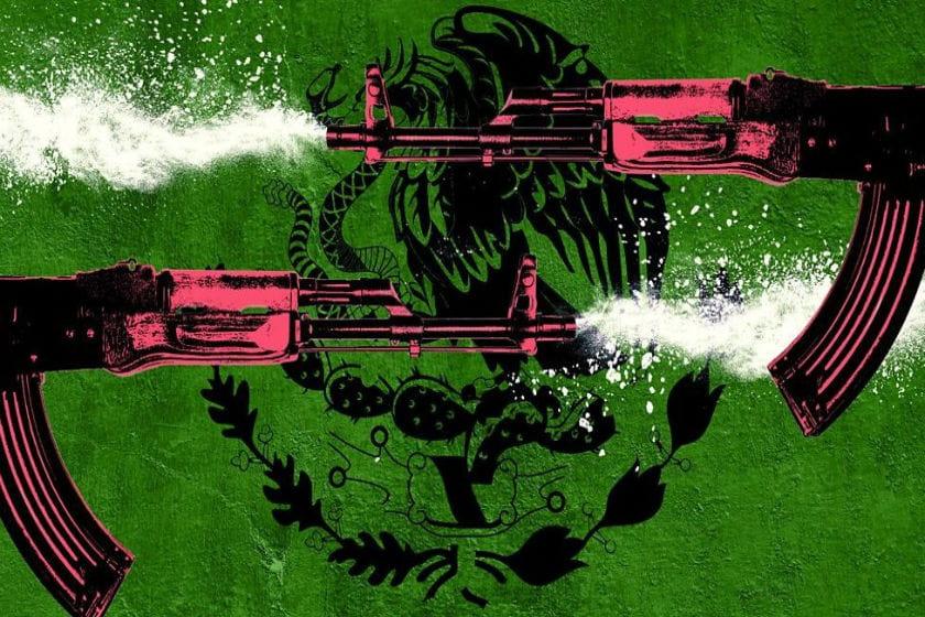 Narco y terrorismo.