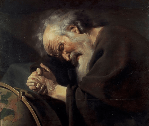 Heráclito, filósofo griego