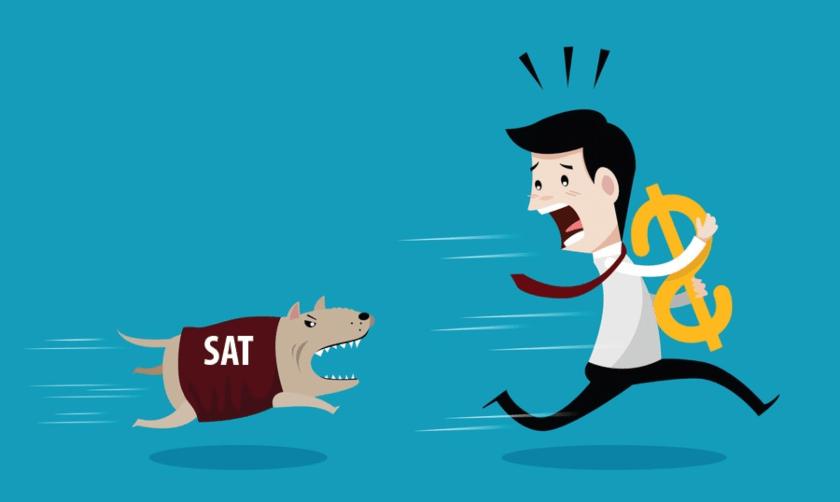 SAT y pago de impuestos