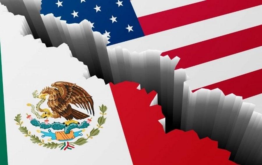 México y Estados Unidos conflictos comerciales