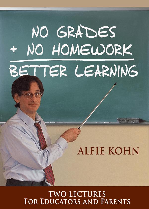 portada de libro Alfie Kohn