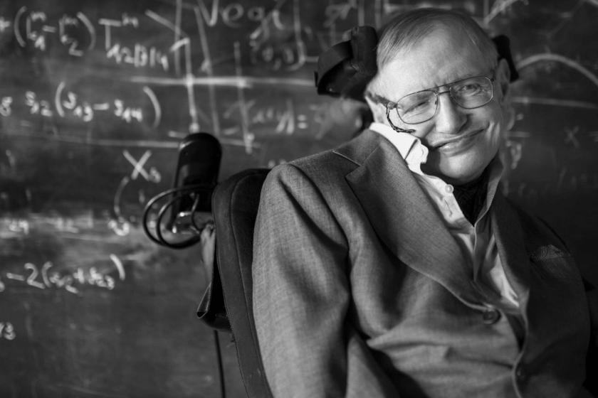 Stephen Hawking frases célebres