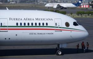 AMLO propone rifar el avión presidencial