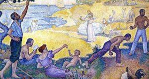 """Paul Signac, """"Au temps de l'armonie"""" (1895)"""
