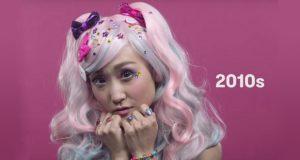 100 años de belleza japonesa