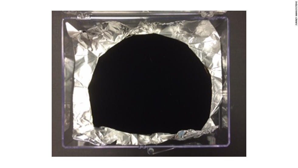 The very much desired, largely popular and practically inaccessible Vantablack