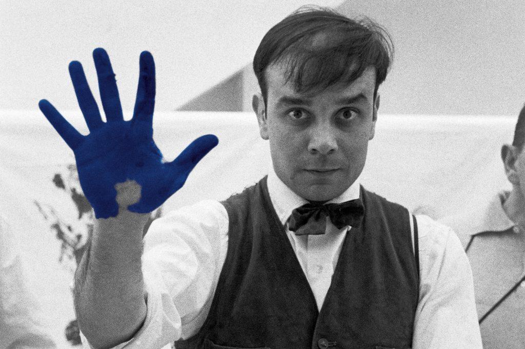 Yves Klein. International Klein Blue
