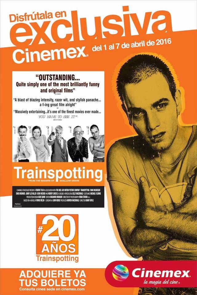cinemex trainspotting