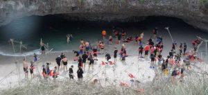 gente playa del amoor