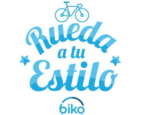 Aplicación que te premia por rodar en tu bicicleta. Imagen: twitter.com/Biko