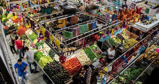 """Buscarán engrandecer los mercados públicos de la Ciudad de México. """""""