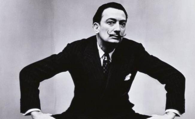 Salvador Dalí. Imagen Internet