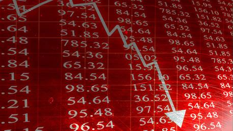 Resultado de imagem para se cae la bolsa de valores
