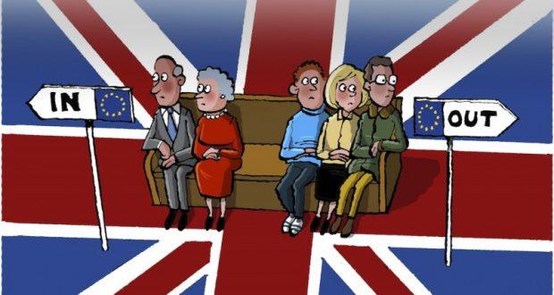 El Brexit se llevará a cabo el 23 de junio/Imagen:Archivo