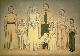 Nahúm Zenil.  Retrato de boda