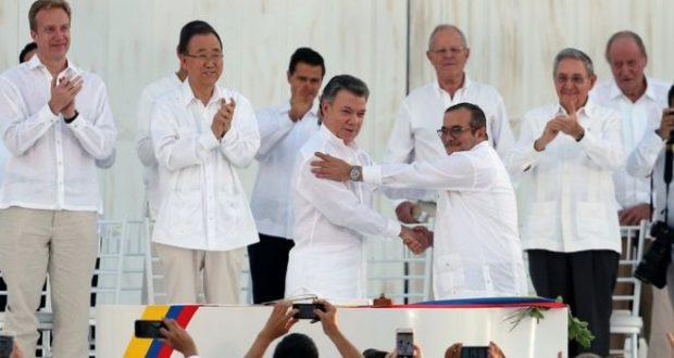 Colombia anuncia nuevo diálogo para encaminar la paz con la FARC
