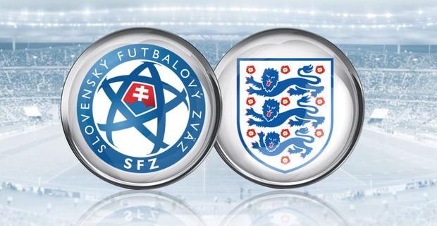 Eslovaquia vs Inglaterra
