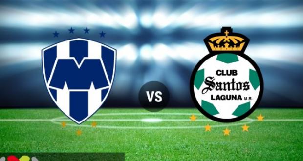 Monterrey Vs Santos Apertura 2016 En Vivo: Fecha, Horario