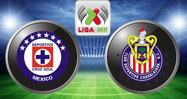 Chivas derrotó 3-2 al Cruz Azul