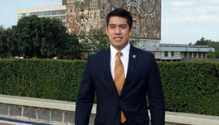 Estudiante de la UNAM el nuevo investigador mexicano de la NASA