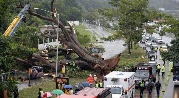 Nicaragua en alerta ante llegada del huracán Otto