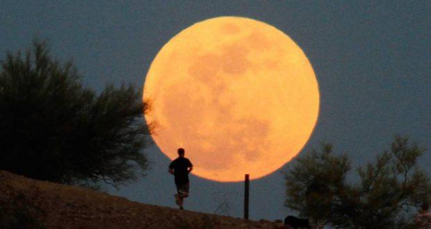 La Superluna más grande en 70 años será visible en noviembre