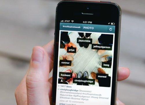 Instagram habilitó la opción de comprar los objetos mostrados en las fotos/Archivo