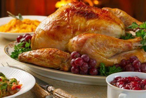 Recetas fáciles para la cena del Día de Acción de Gracias