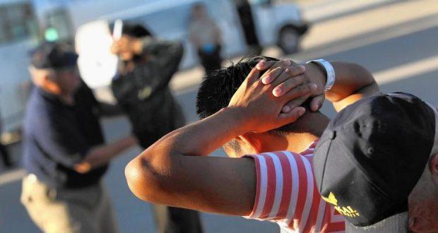 Deportaciones de inmigrantes en Estados Unidos