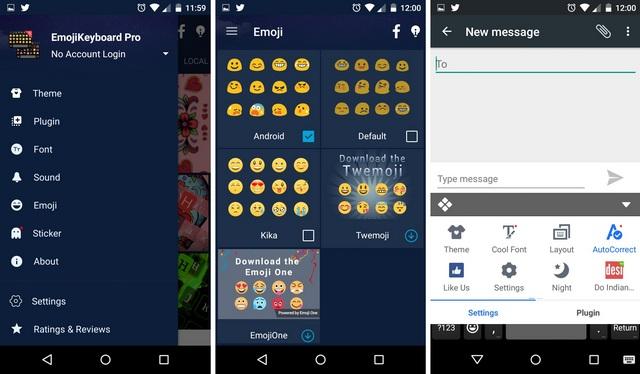 Emoji Keyboard Pro