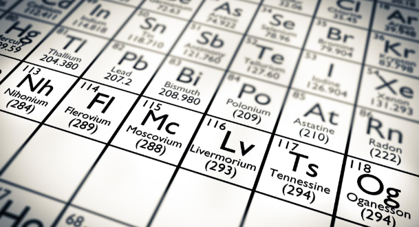 Tabla periodica de los elementos quimicos actualizada 2016 cuatro nuevos elementos son agregados a la tabla peridica de elementos urtaz Images