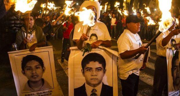 La PGR aseguró que los documentos sobre la investigación de Ayotzinapa publicados por el New York Times no tienen validez. Foto: bbc.com.uk