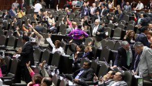 Legisladores en la Cámara de Diputados