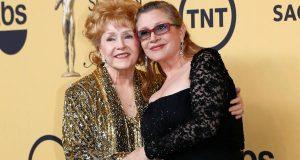 Debbie Reynolds, madre de Carrie Fisher, pudo morir del síndrome del corazón roto Star Wars