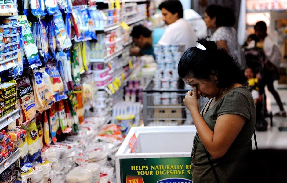 Se acelera inflación en México; llega a 6.3%, la más alta en 8 años