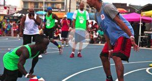 Un video muestra la habilidad un pequeño jugador de básquetbol conocido como Mani Love/Instagram